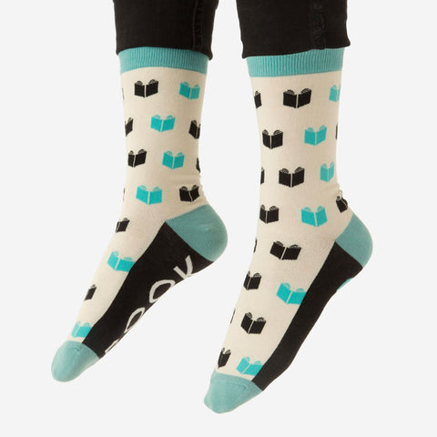 Socks - Book Print - Book Nerd