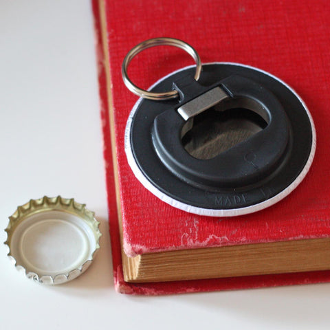 Bottle Opener / Keyring - Jane Austen - Mrs Darcy-Gifts-Book Lover Gifts