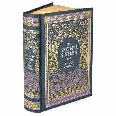 The Bronte Sisters Three Novels - Leatherbound-Book-Book Lover Gifts