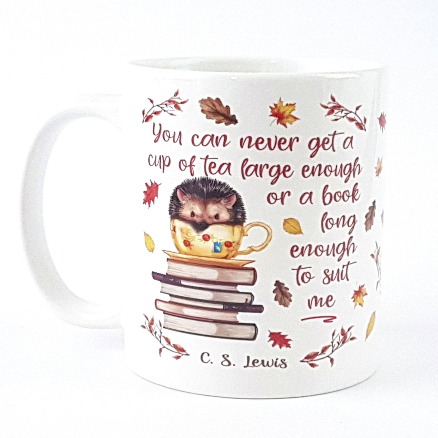 Image result for can't get a cup of tea big enough