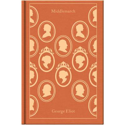 Middlemarch - Geroge Eliot - Clothbound Classics-Book-Book Lover Gifts
