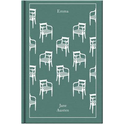 Emma - Jane Austen - Clothbound Classics-Book-Book Lover Gifts