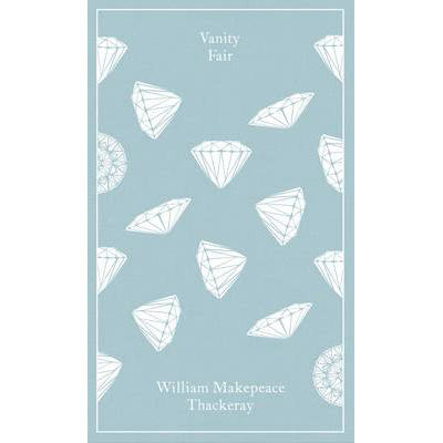 Vanity Fair - William Makepeace Thackeray - Clothbound Classics-Book-Book Lover Gifts
