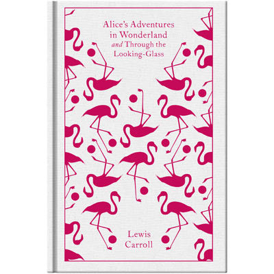 Alice's Adventures in Wonderland - Clothbound Classics-Book-Book Lover Gifts