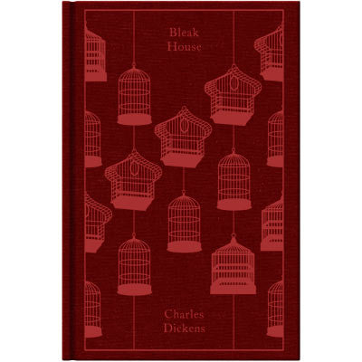 Bleak House - Charles Dickens - Clothbound Classics-Book-Book Lover Gifts