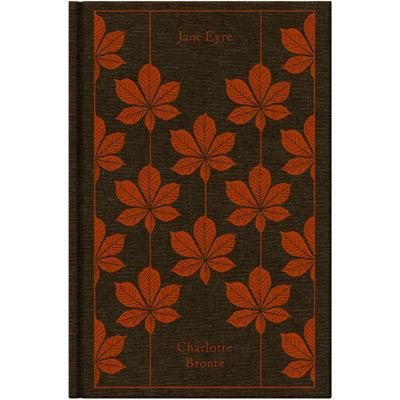 Jane Eyre - Charlotte Bronte - Clothbound Classics-Book-Book Lover Gifts