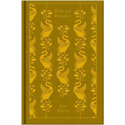 Pride & Prejudice - Jane Austen - Clothbound Classics-Book-Book Lover Gifts