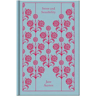 Sense and Sensibility - Jane Austen - Clothbound Classics-Book-Book Lover Gifts