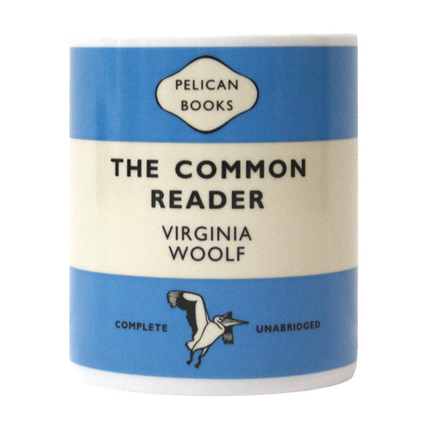 Mug - Penguin - The Common Reader - Virginia Woolf-Mug-Book Lover Gifts