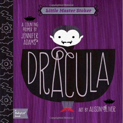 Little Master Stoker - Dracula - Counting - Babylit