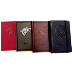 Journal - Game of Thrones - House of Lannister-Stationery-Book Lover Gifts