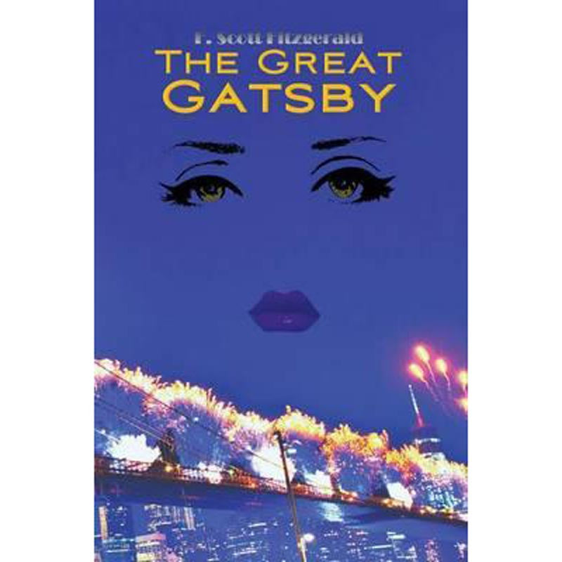 Image result for The Great Gatsby by F Scott Fitzgerald