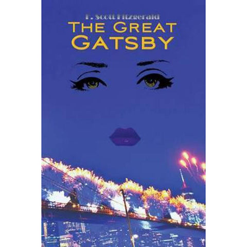 The Great Gatsby - F Scott Fitzgerald - Wisehouse Classics