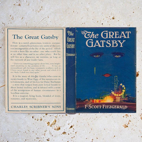 Book Cover - Kindle / Tablet / eReader - The Great Gatsby