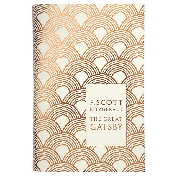 The Great Gatsby - F. Scott Fitzgerald - 70th Anniversary Edition-Book-Book Lover Gifts