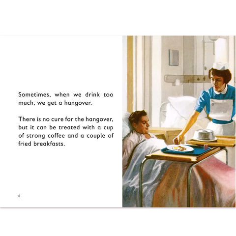 The Ladybird Book of the Hangover-Book-Book Lover Gifts