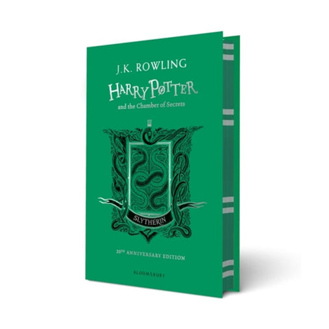 Harry Potter and the Chamber of Secrets - Slytherin Edition