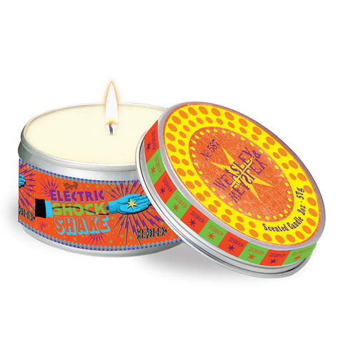 Candle - Harry Potter Tin - Weasley's Wizard Wheezes - Mint