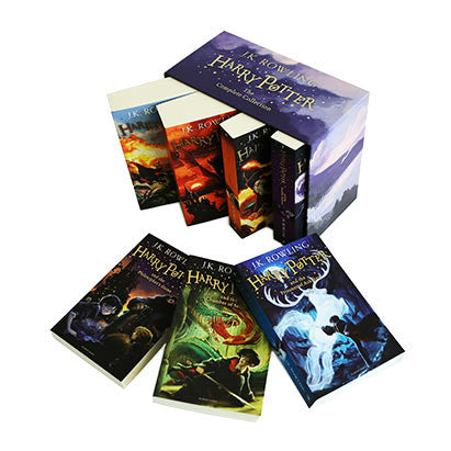 Harry Potter Box Set: the Complete Collection - J K Rowling