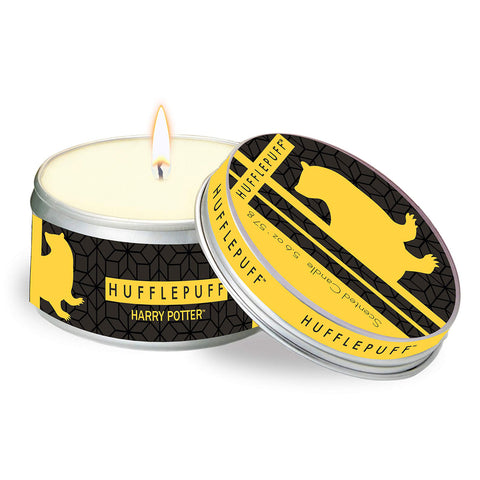 Candle - Harry Potter Tin - Hufflepuff Scent