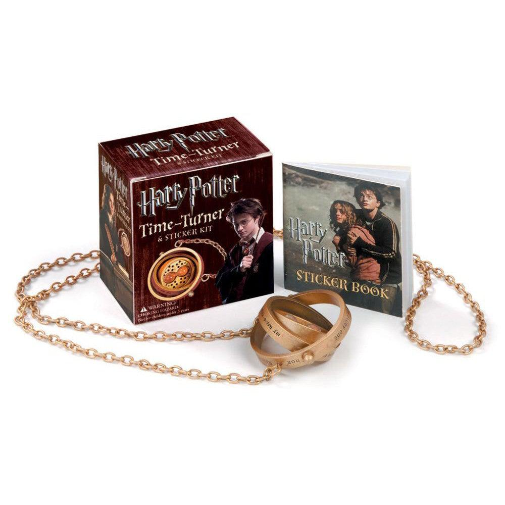 Time Turner - Harry Potter Sticker Kit-Game-Book Lover Gifts