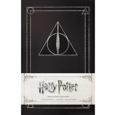 Notebook - Harry Potter - The Deathly Hallows-Note Book-Book Lover Gifts