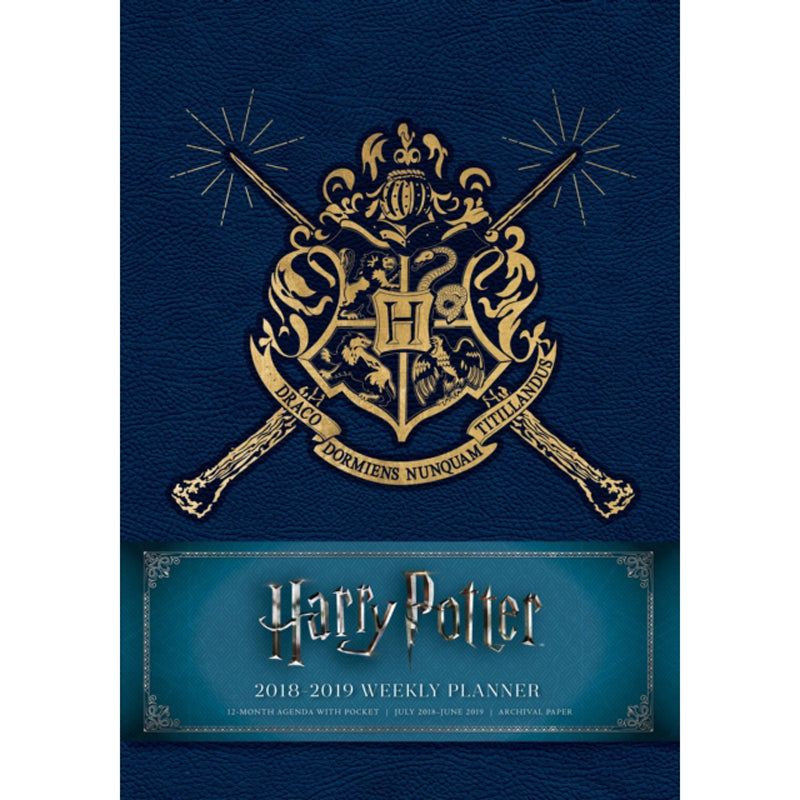 Diary - Harry Potter - Weekly Planner 2019