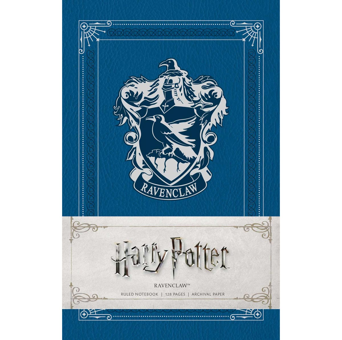 Notebook - Harry Potter - Ravenclaw-Note Book-Book Lover Gifts