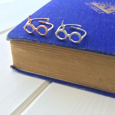 Ring - Wizard Glasses - Magical