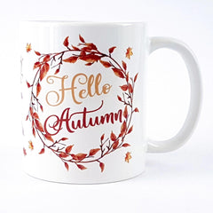 Mug - Deer - Jane Austen - Nothing But Tea