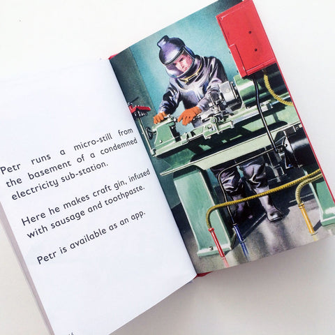 The Ladybird Book of the Hipster-Book-Book Lover Gifts
