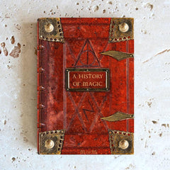 Book Cover - Kindle / Tablet / eReader - History of Magic