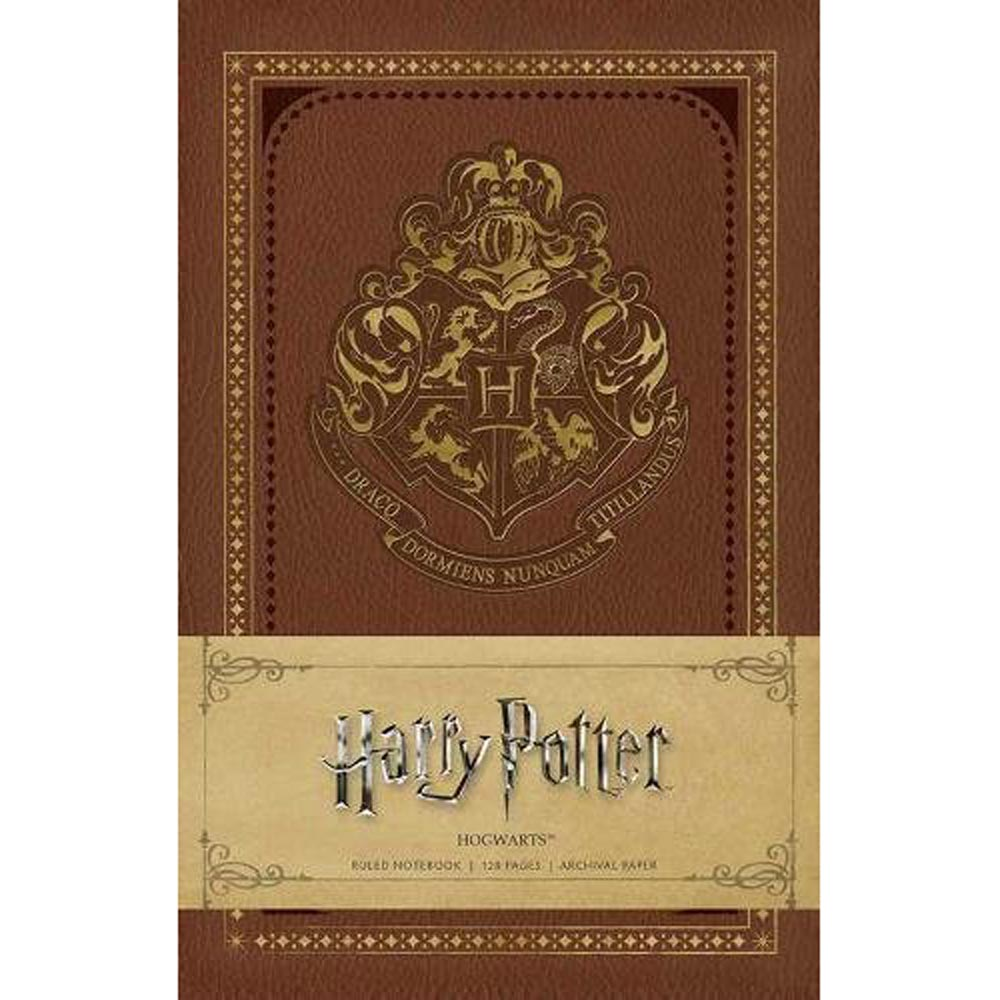 Notebook - Harry Potter - Hogwarts-Note Book-Book Lover Gifts