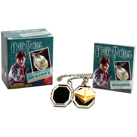 Horcrux Locket - Harry Potter Sticker Kit-Game-Book Lover Gifts