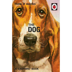 How it Works: The Dog - Ladybird Book-Book-Book Lover Gifts