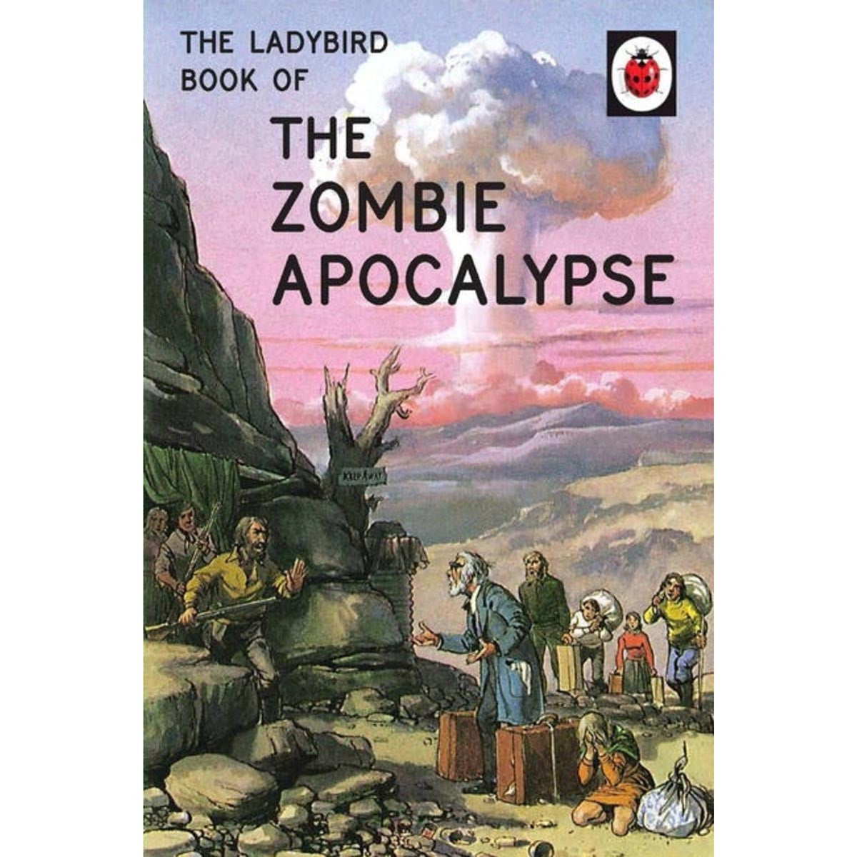 The Ladybird Book of The Zombie Apocalypse-Book-Book Lover Gifts