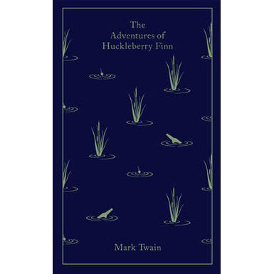 The Adventures of Huckleberry Finn - Mark Twain - Clothbound Classics-Book-Book Lover Gifts