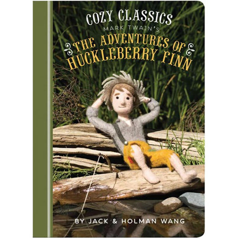 The Adventures of Huckleberry Finn - Cozy Classics
