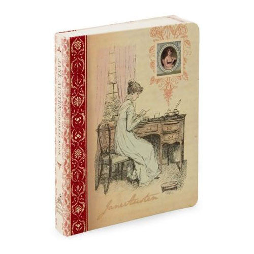 Address Book - Jane Austen - Pride and Prejudice