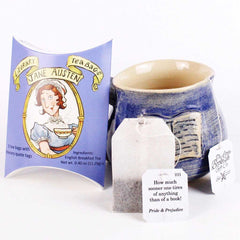 Literary Tea Bags - Jane Austen
