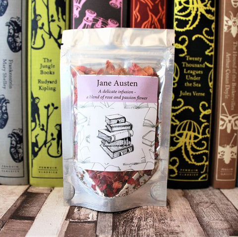 Loose Leaf Tea - Jane Austen Inspired - Large