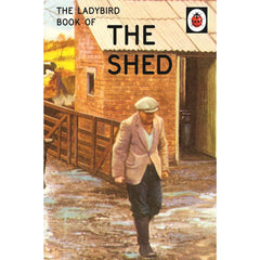 The Ladybird Book of the Shed-Book-Book Lover Gifts