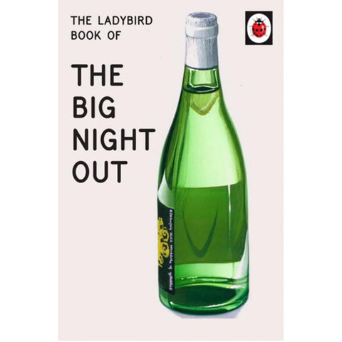 The Ladybird Book of The Big Night Out-Book-Book Lover Gifts