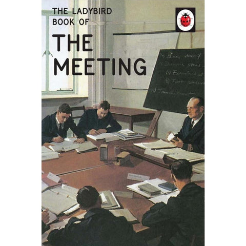 The Ladybird Book of The Meeting-Book-Book Lover Gifts