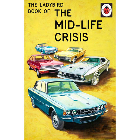 The Ladybird Book of the Mid-Life Crisis-Book-Book Lover Gifts