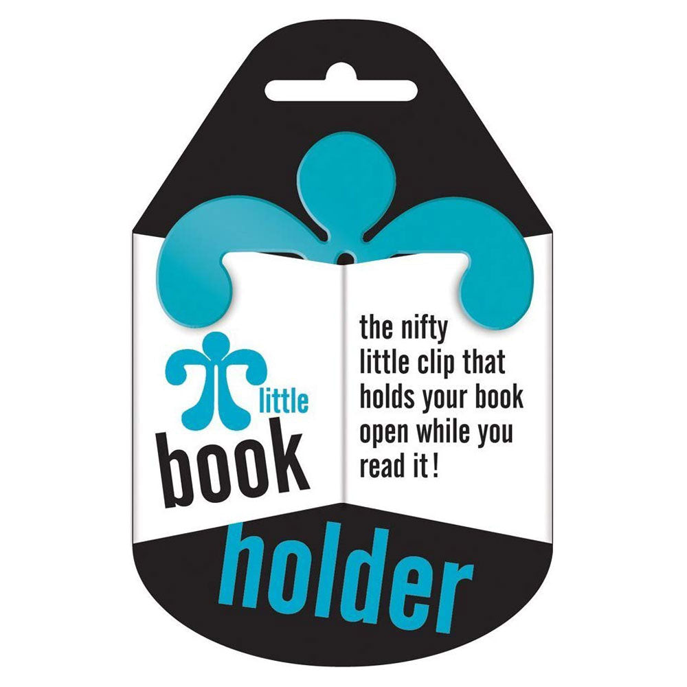 Book Clip - The Little Book Holder - Blue