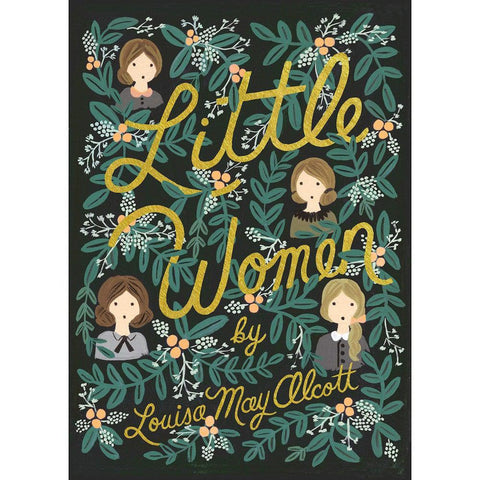 Little Women - Louisa May Alcott - Puffin in Bloom Edition
