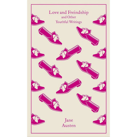 Love and Friendship : And Other Youthful Writings - Jane Austen - Clothbound Classics-Book-Book Lover Gifts