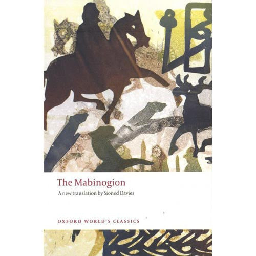 Mabinogion - Sioned Davies-Book-Book Lover Gifts