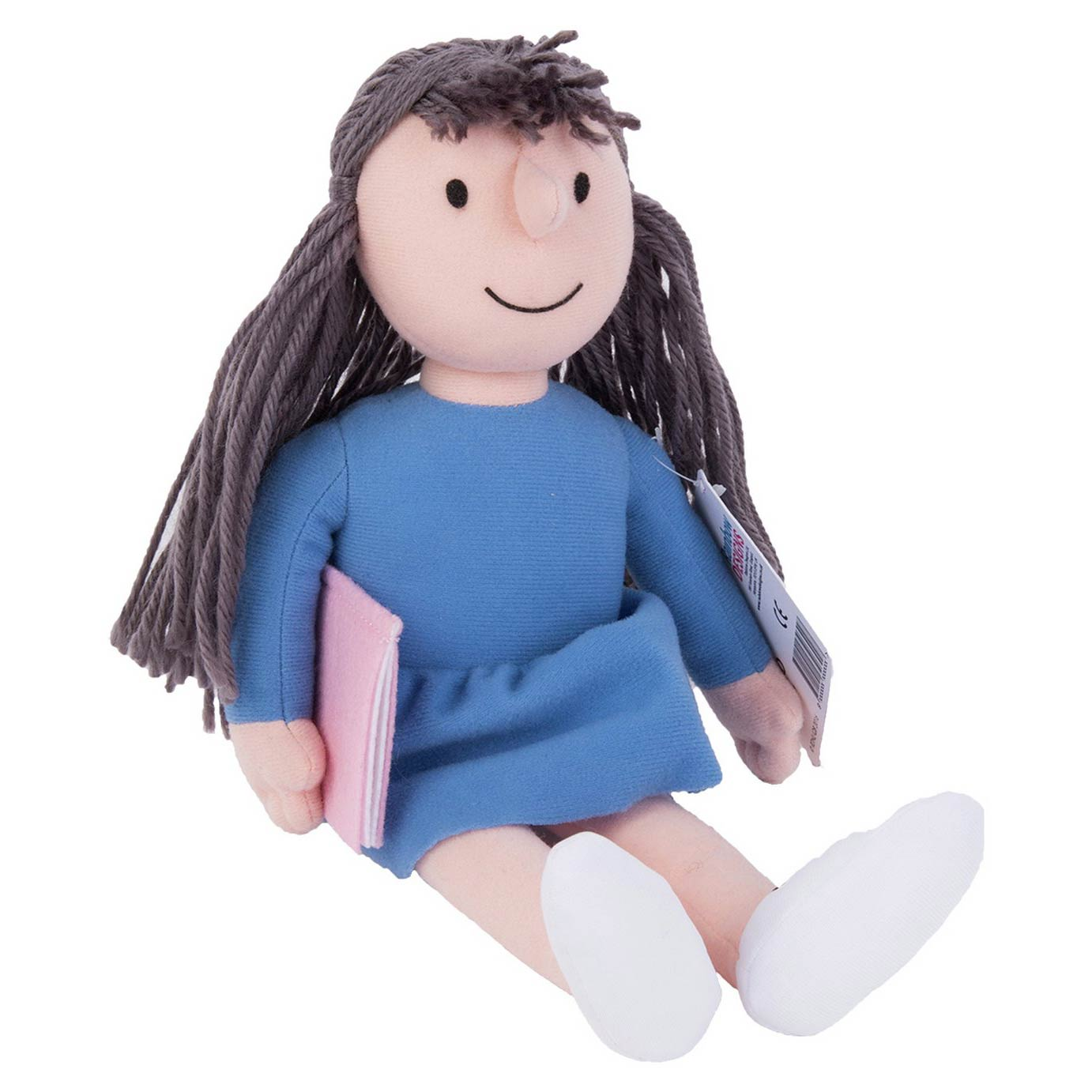Soft Toy / Doll - Roald Dahl - Mathilda-Game-Book Lover Gifts